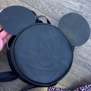 Mickey Mouse tiny book bag